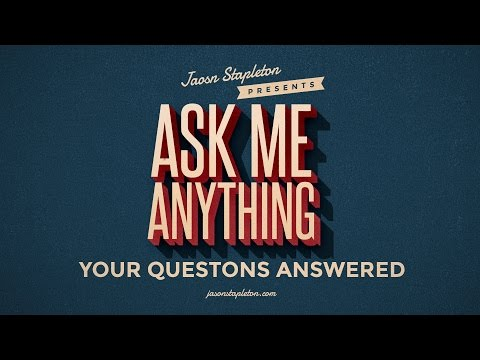It's Ask Me Anything