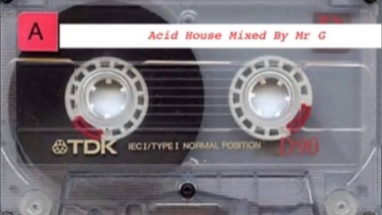Acid house classics mixed by mr g youtube for Acid house classics