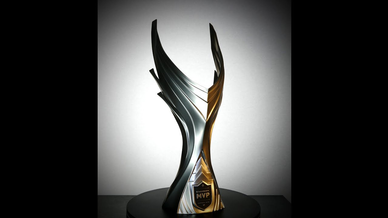 LCS MVP Trophy Turnaround