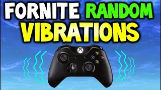 Fortnite RANDOM VIBRATIONS : What are the Random Controller Vibrations? - THE METEOR?!? Morse Code?!