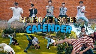 THE CARTOONZ CREW | CALENDER | BEHIND THE SCENE |