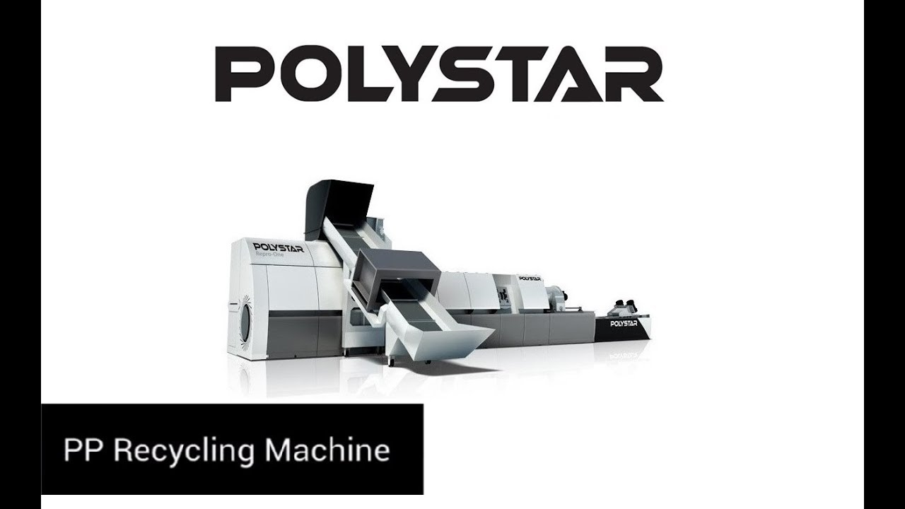 PP Recycling Machine (Shredder type)