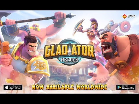 Gladiator Heroes Trailer #3