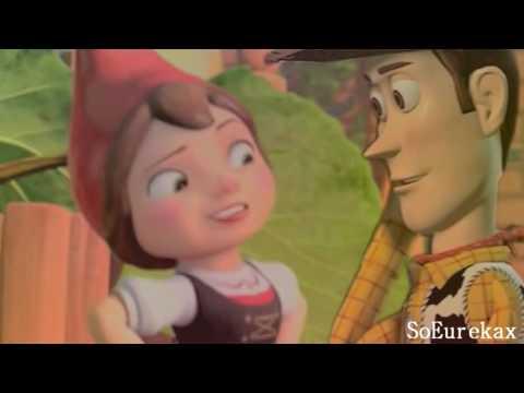 Bad Romance MEP   3D Non Disney Crossover