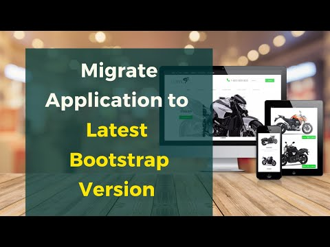 Bootstrap Migration And Implement Crud In Mvc Core Part 1
