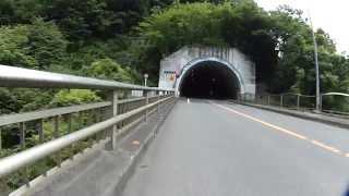 国道412号半原小学校~丹沢林道入口 サイクリング