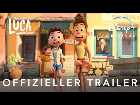 LUCA – Offizieller Trailer (deutsch/german) | Disney•Pixar HD