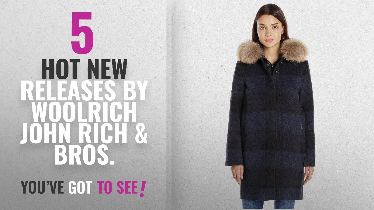 ffabe921d Hot New Woolrich John Rich & Bros. Women Clothing [2018]: Woolrich ...