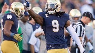 Notre Dame Football 2015-16 Season Highlights
