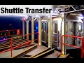 ⁴ᴷ Swapping Trains on the 42nd Street Shuttle