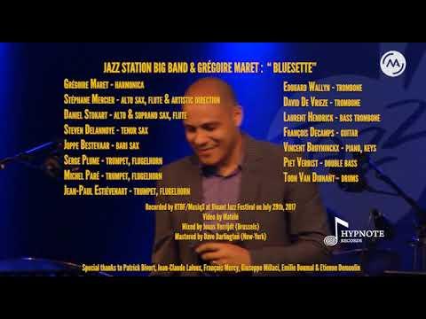 Bluesette by the Jazz Station Big Band & Grégoire Maret