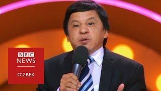 Тошкент, Обид Асомов - марҳумни минглаб кишилар сўнгги манзилга кузатишди - BBC Uzbek
