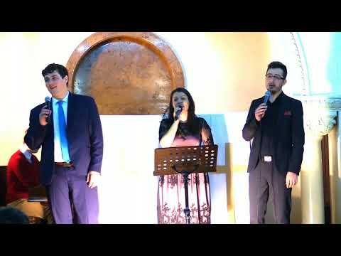 O cantare de marire - Robert Bede & Luiza Spiridon & Alin Sirbu