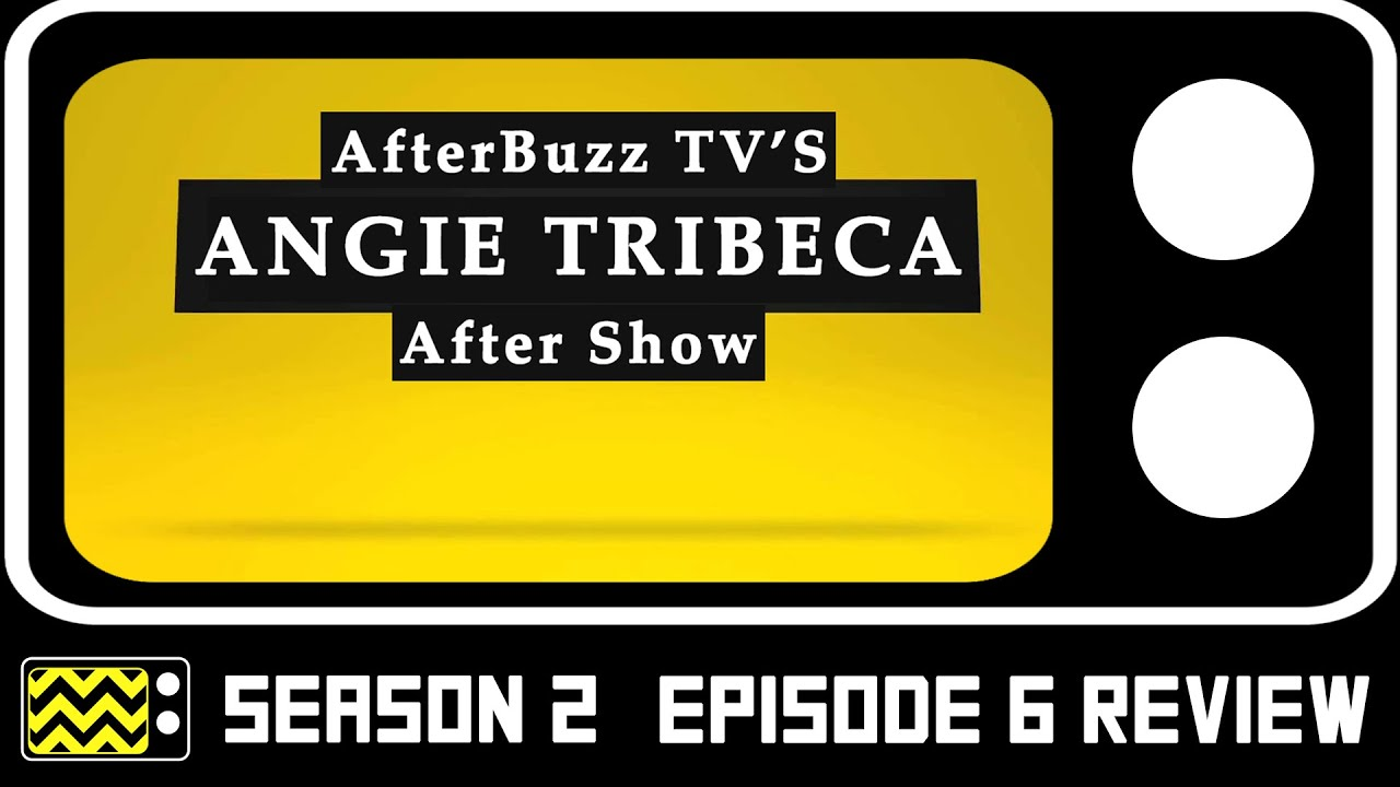 Download Angie Tribeca Season 2 Episode 6 Review & After Show   Afterbuzz TV