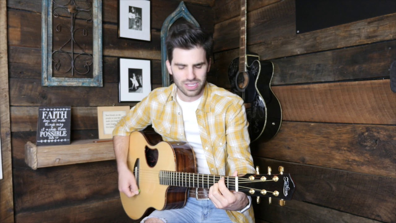 "Mitch Rossell Performs His Number One Hit ""Ask Me How I Know"""