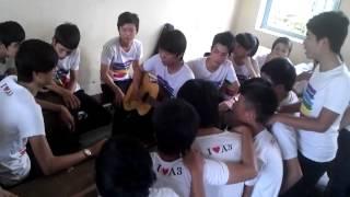 Cover Tạm Biệt Nhé Guitar 12A3