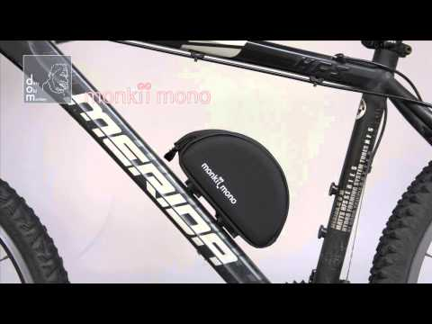 Dom Monkii Family : Bike Bottle Cages, Bike Bags, Bike Bottle Cage Adaptors,  Bike Tool Bags
