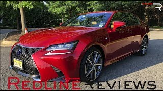 2018 Lexus GS 450h F-Sport – The Forgotten Luxury Hybrid
