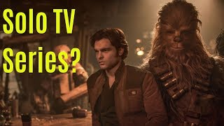 Star Wars! Han Solo and Lando series coming to Disney+ - Live action Series!
