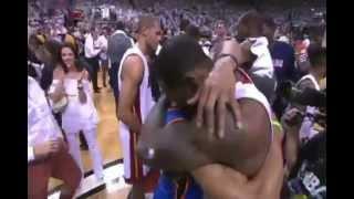 "Macklemore x Ryan Lewis ""WINGS"" NBA mix"