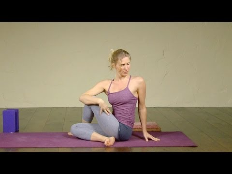 Yoga for beginners Part1 with Esther Ekhart
