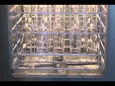 Commercial Glasswasher Demonstration Video - Buzz Catering Supplies