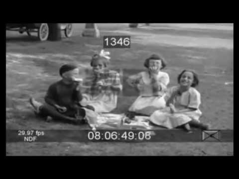 The Ambitious City ~ 1920's Silent Film about Hamilton