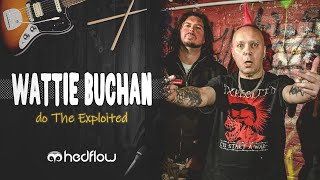 The Exploited | Wattie Buchan e seu ódio por política