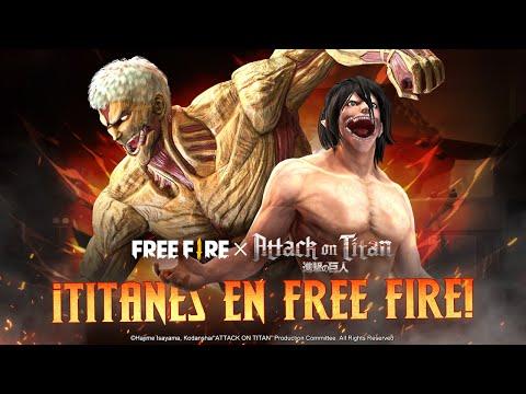 ¡Conviértete en Titán en Free Fire! | Garena Free Fire