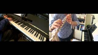 'Princess Mononoke' (Mononoke Hime), Princess Mononoke, Flute & Piano Duet