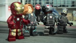 видео Где купить конструктор Лего Супергерой
