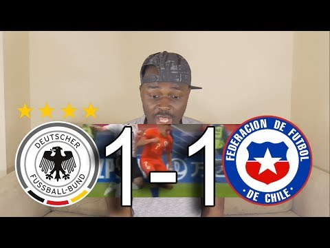 Germany vs Chile 1-1 All Goals & Highlights: Reaction By MNT