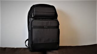 "Review Targus CitySmart 15.6"" - Professional Laptop Backpack - Black/Grey"