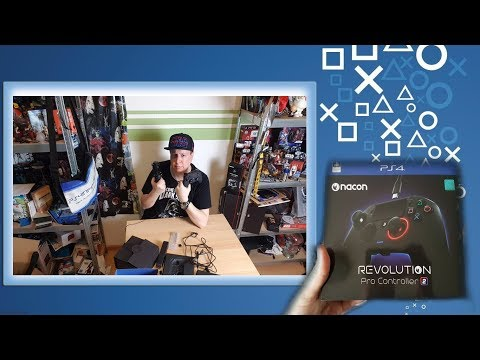Nacon Revolution Pro Controller 2 Unboxing - Ich bin verliebt