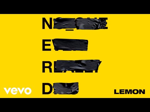N.E.R.D - Lemon (Official Audio)