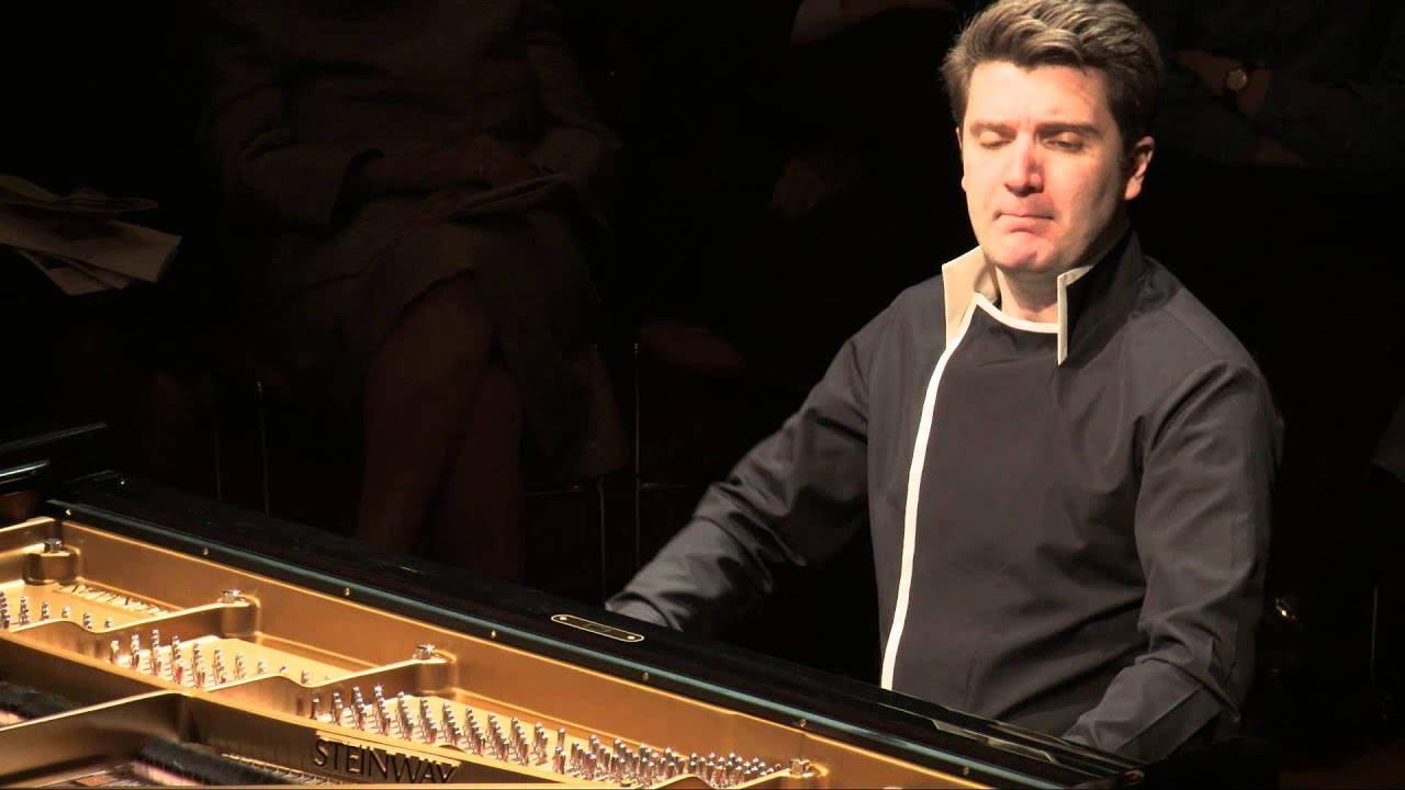Alessio Bax: Mussorgsky's Pictures at an Exhibition