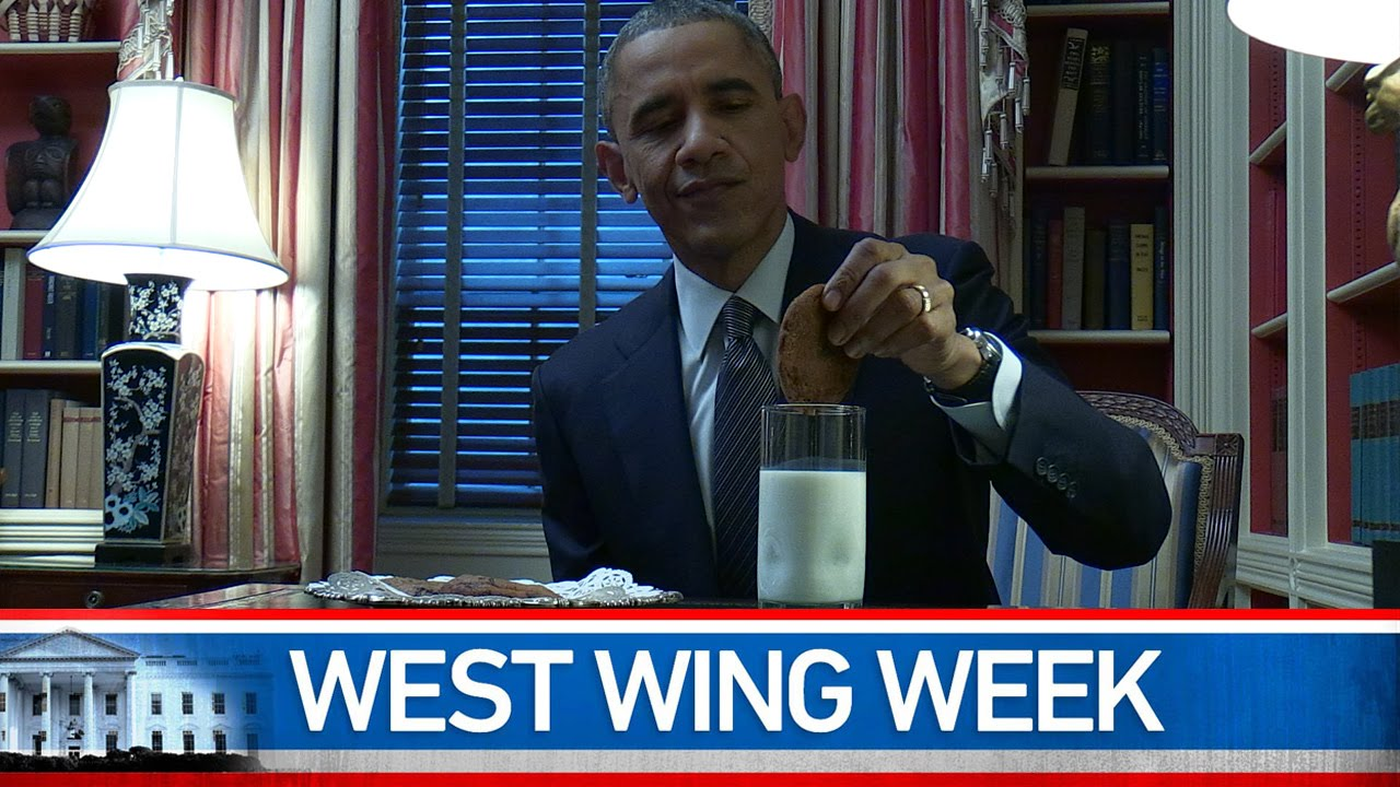 """West Wing Week: 02/13/15 or, """"Just Say the Word"""""""