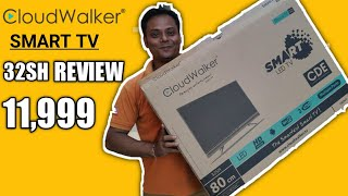Cloudwalker Smart Tv 32SH Review After 1 Year Using Cheapest Smart Tv Under 15k Hindi
