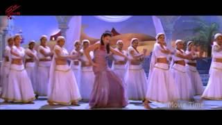 Nacchave Nizam Pori Full Video Song    Varsham Movie    Prabhas, Trisha, Movie Time Cinema