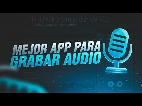 ▶MEJOR APP PARA GRABAR EL AUDIO DE TUS VIDEOS!!!// REVIEW Hi-Q MP3 Recorder// @dzn_gio