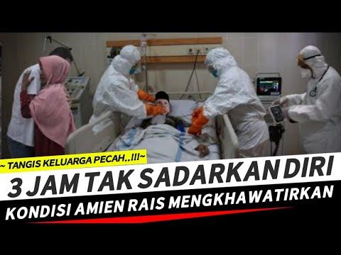 Berita Terkini ~ Innalillahi!! Usai Hina Jokowi Amien Rais Kena Azab, Kondisinya Semakin Parah