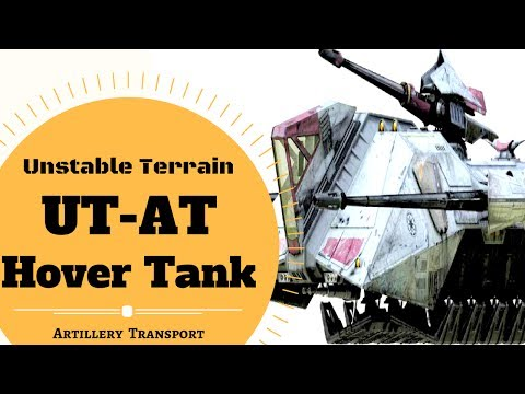 AT-TE BECOMES A HOVERCRAFT??? - UT-AT Lore - Star Wars Canon & Legends Explained