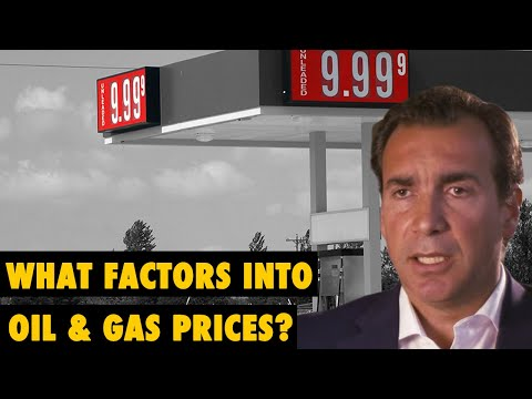 What Fuels Oil And Gas Prices? (w/ Diego Parrilla)