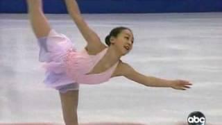 Mao Asada - 2006 SA  SP +Interview (ESPN)