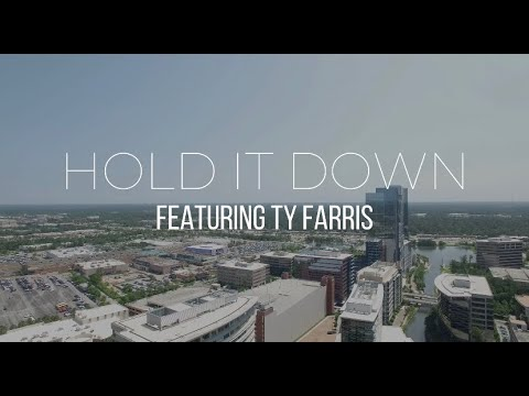 Che` Noir & Apollo Brown (feat. Ty Farris) - Hold it Down [Lyric Video]