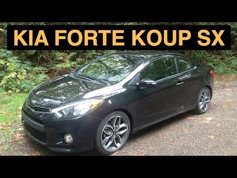 2015 Kia Forte Koup SX – Review & Test Drive