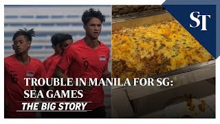 Trouble in Manila for SG: SEA Games | THE BIG STORY | The Straits Times
