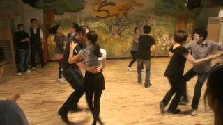 Competition (Jam Style) - Mikey & Nikki Workshop @ Swing Zoo