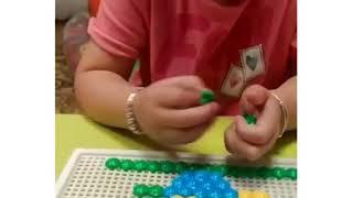 Игры с мозаикой в iQ-Сад