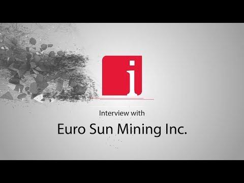 Scott Moore On Euro Sun Mining's Rovina Valley Gold-Copper Project Advantage
